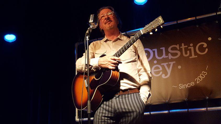 Op 6 oktober jl. gaf Gregory Page een memorabel solo-optreden in Acoustic Alley. Klik hier voor een aantal foto's (met dank aan Petra Twigt en Rob de Krieger)