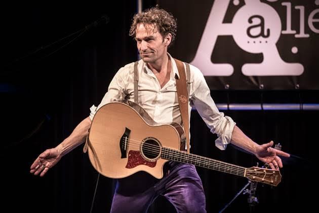 Vrijdag 15 mei: Gerard Alderliefste live(stream) in Acoustic Alley