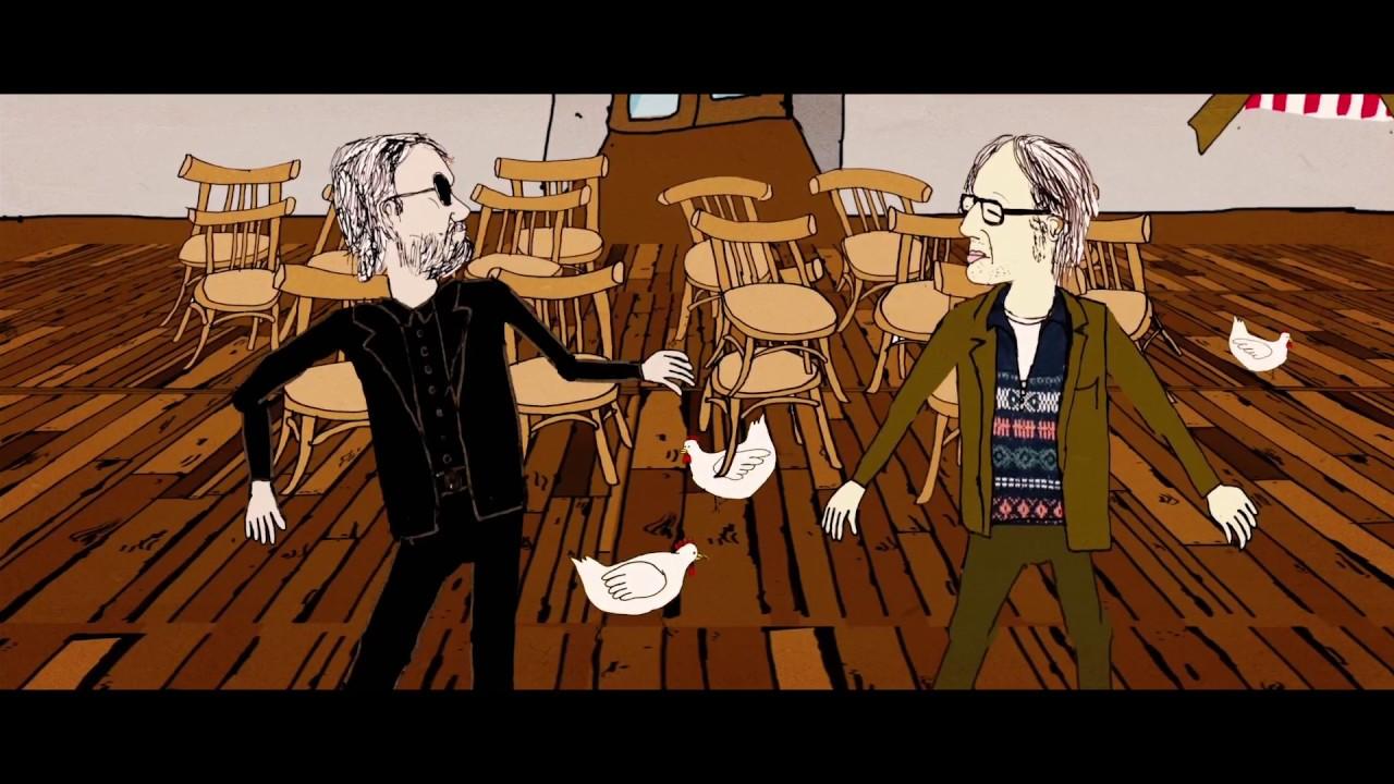 Henk Koorn (Hallo Venray) en Melle de Boer (Smutfish) livestream-concert op vrijdag 29 mei