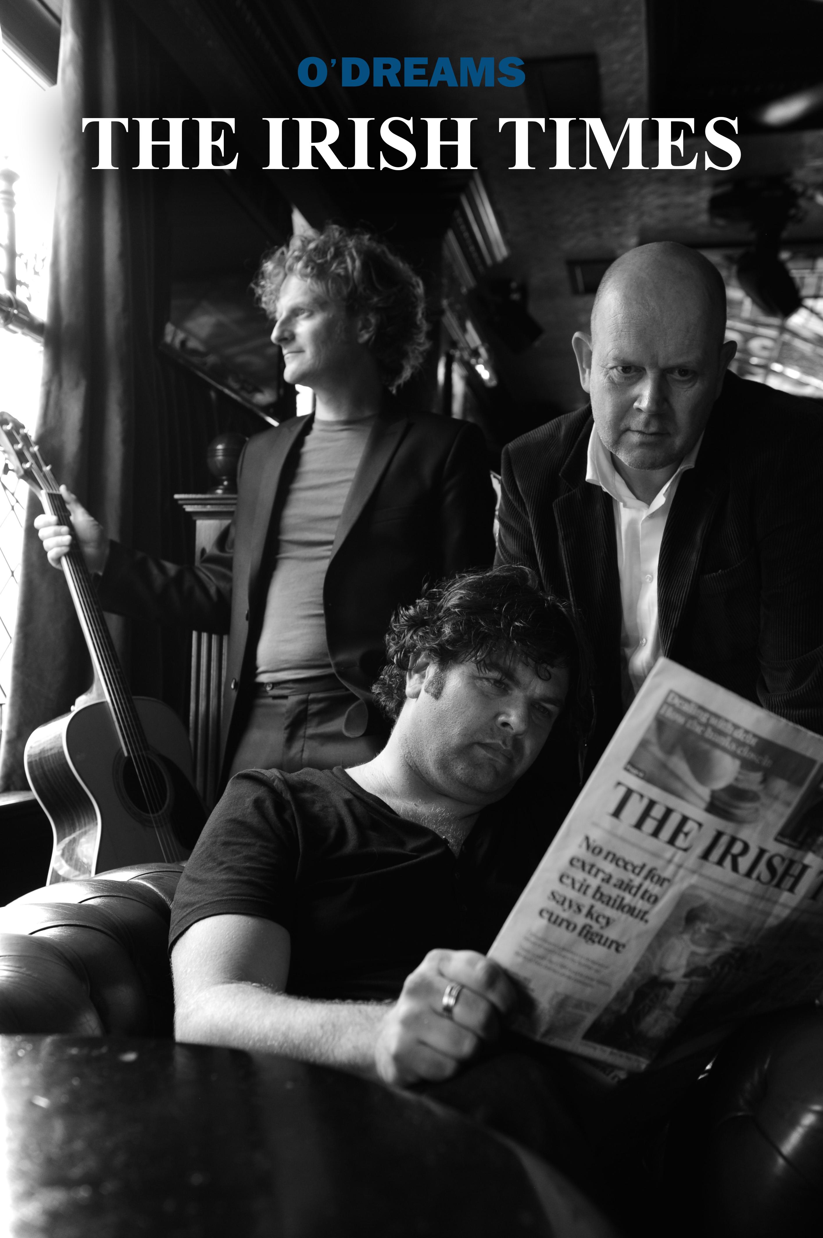 25 september 2020: O'Dreams ('The Irish Times')