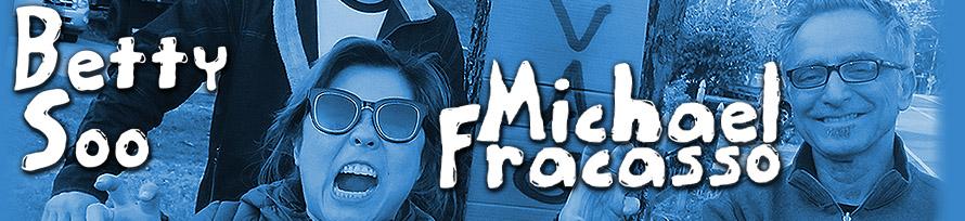 21 april: Michael Fracasso & Betty Soo