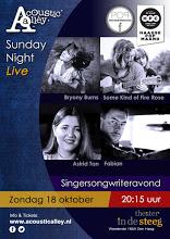 WEBFLYER Singersongwriteravond