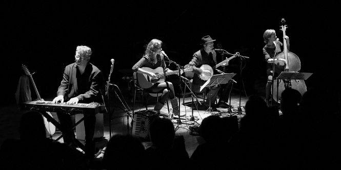3 november: Avalanche Quartet: Ode aan Leonard Cohen in Theater Dakota