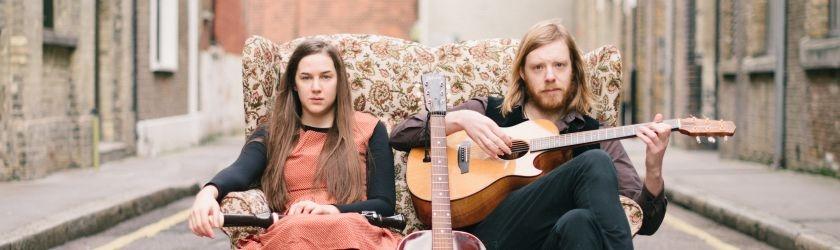 7 november: Josienne Clarke & Ben Walker